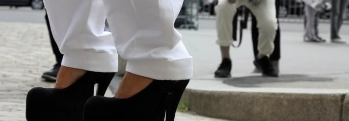 paris snapshots: sko, del 2