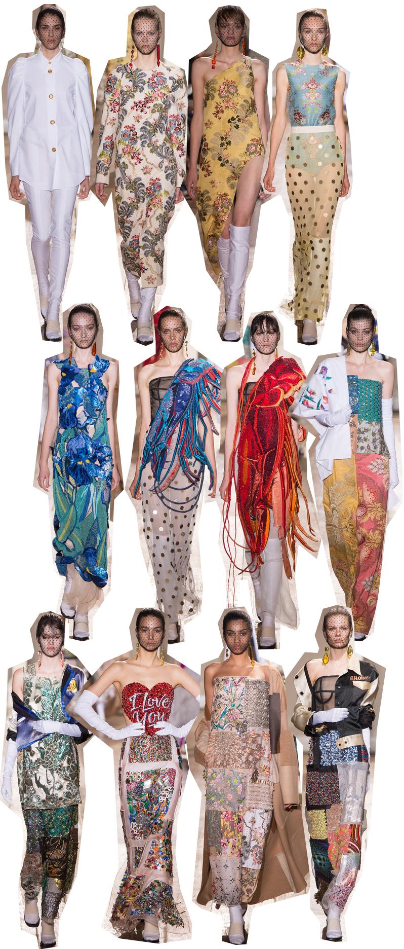 Margiela couture aw14