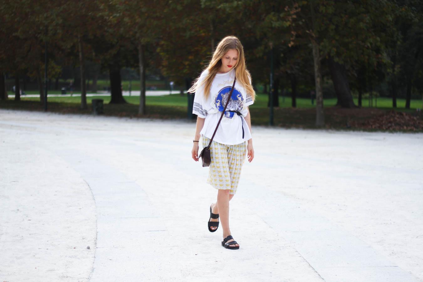 outfit august nemesis babe Milano i parken-1