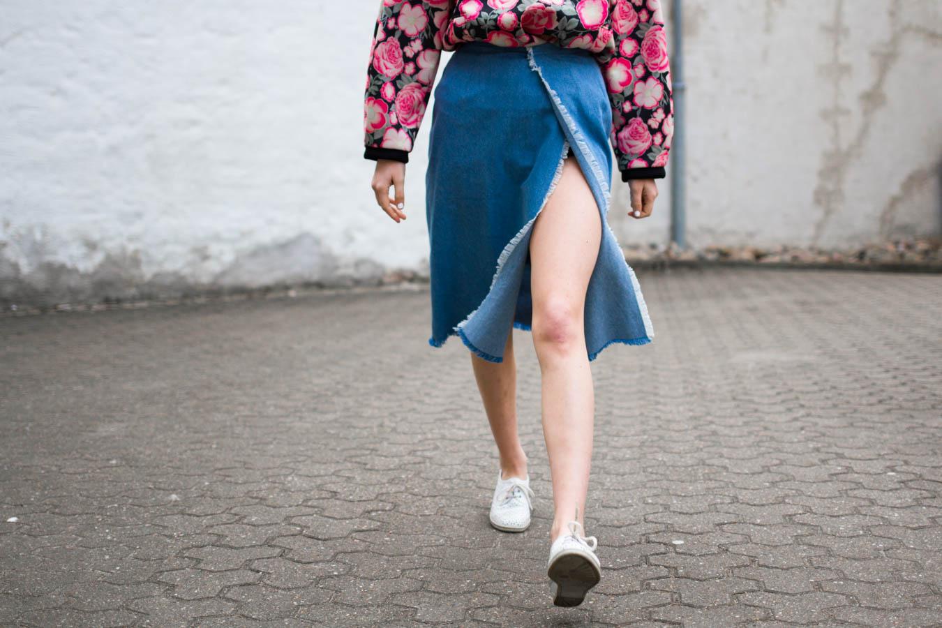 denim skirt-3