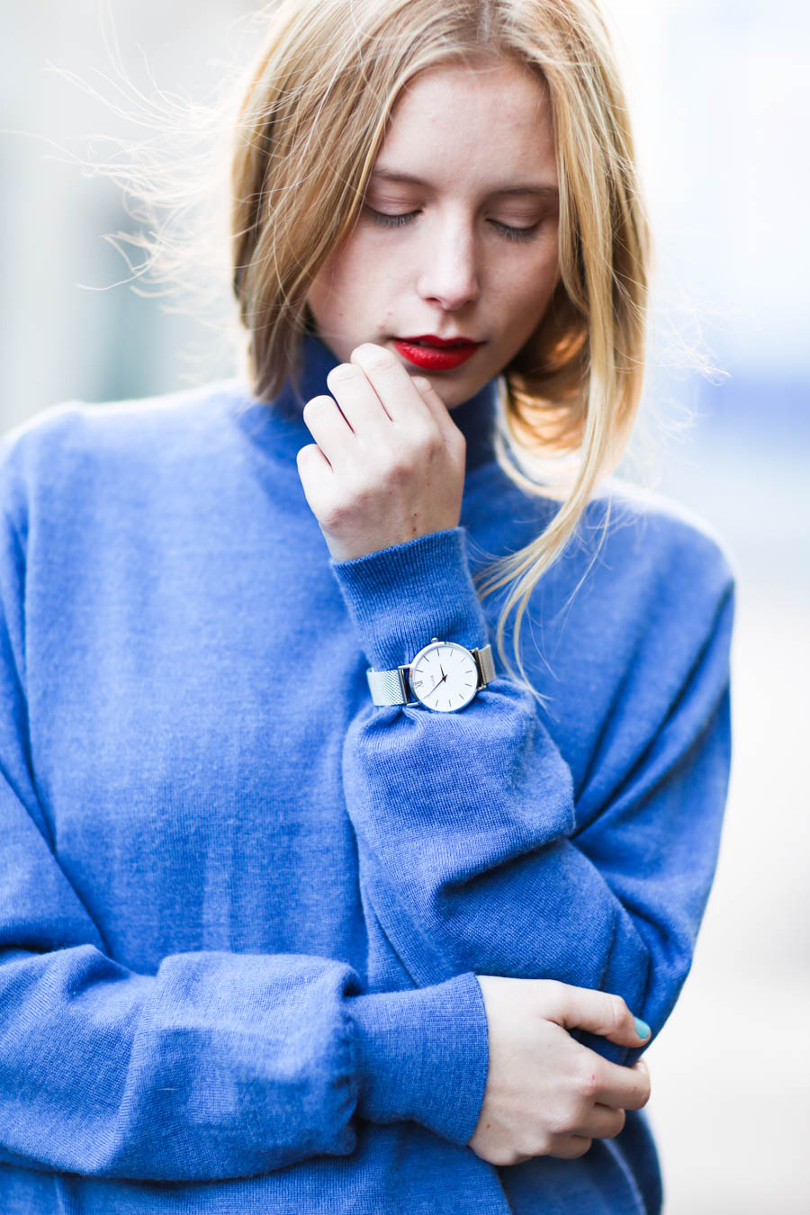 nemesis babe cluse watches collaboration blogger marie my-2