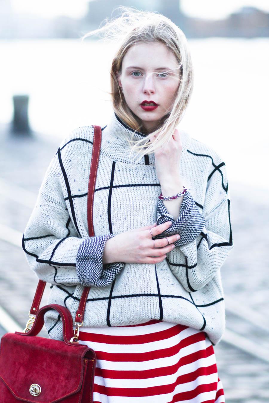 outfit November nemesis babe marie jensen danish blogger saint tropez sweater x jewellery bracelet zara boots-7