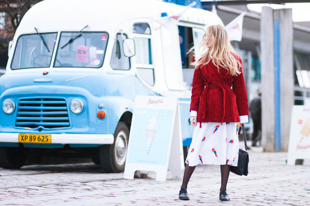 outfit ice cream truck march 16 nemesis babe marie my jensen danish blogger -1