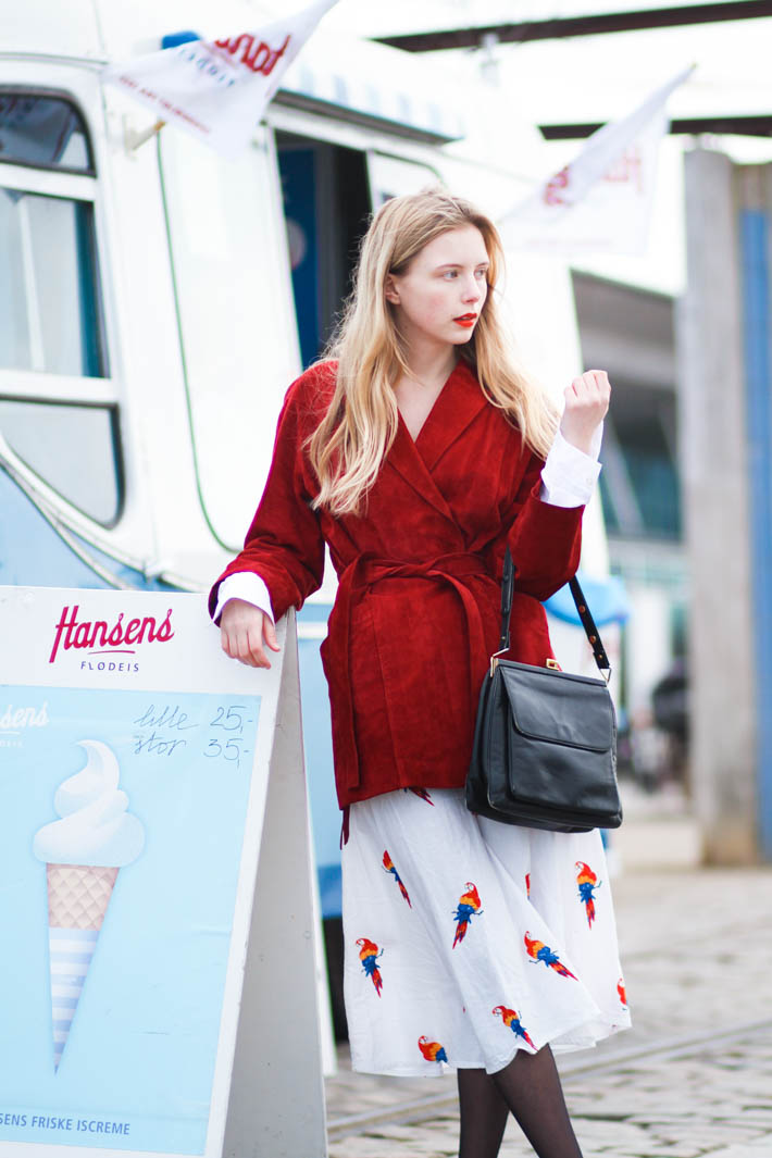 outfit ice cream truck march 16 nemesis babe marie my jensen danish blogger -4