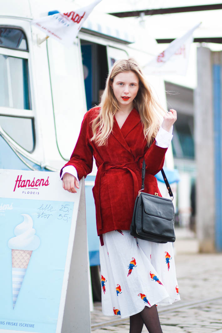 outfit ice cream truck march 16 nemesis babe marie my jensen danish blogger -5