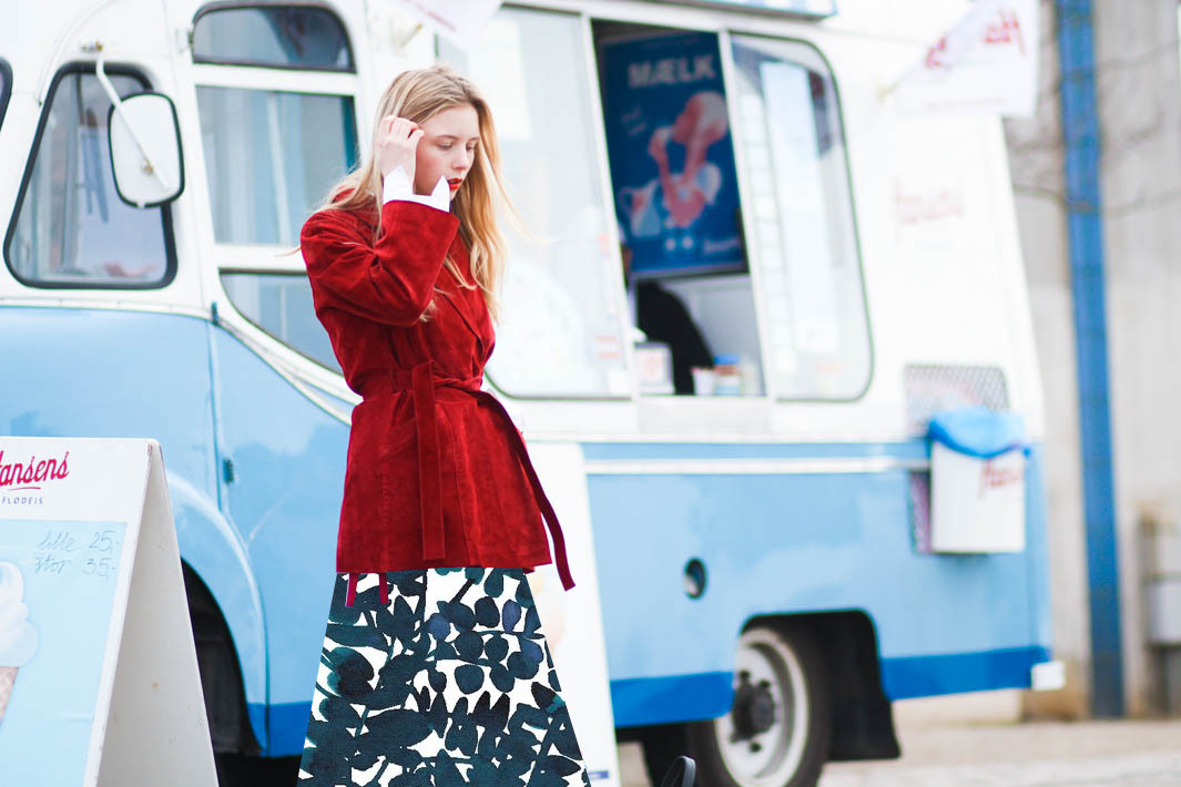 outfit ice cream truck march 16 nemesis babe marie my jensen danish blogger -3