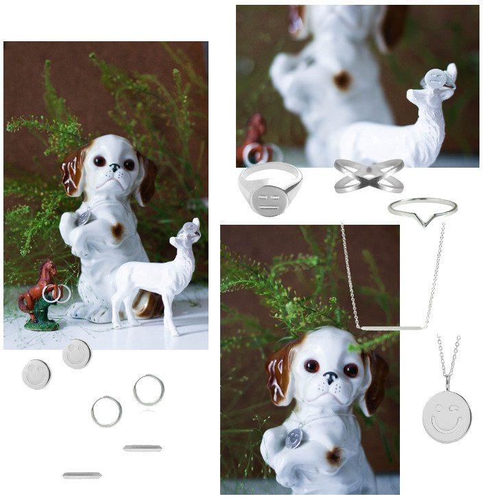 hvisk nemesis babe blog jewelry emoji creative direction-3 SILVER