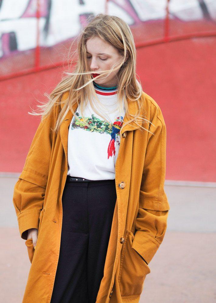outfit april 16 nemesis babe marie my jensen danish blogger parrot-3