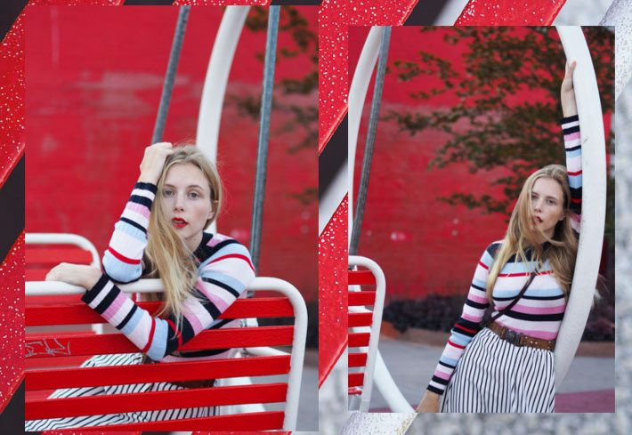 outfit june 16 nemesis babe marie my jensen danish blogger stripe photo emma silke-4-2 collage2