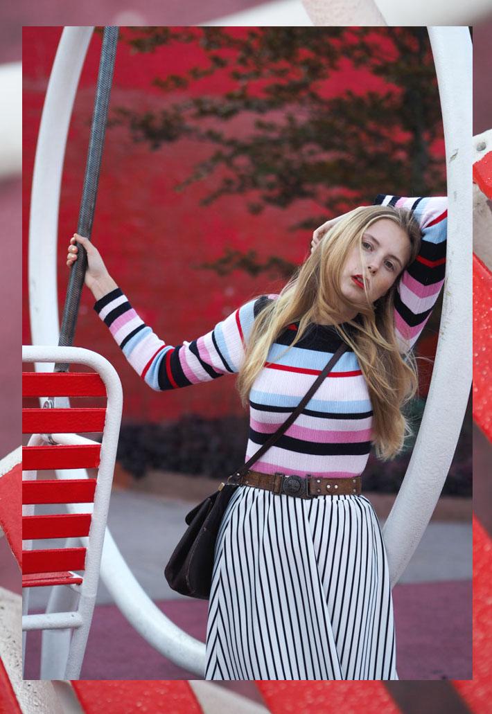outfit june 16 nemesis babe marie my jensen danish blogger stripe photo emma silke-5collage1