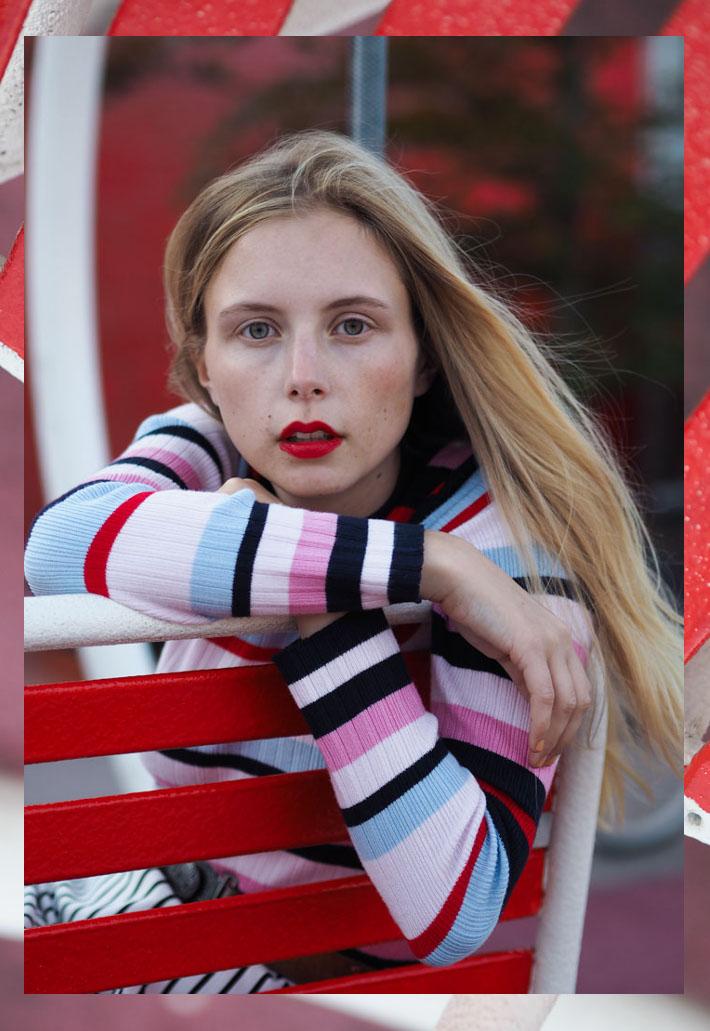 outfit june 16 nemesis babe marie my jensen danish blogger stripe photo emma silke-5collage2