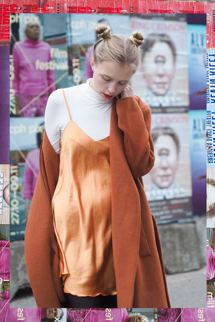 outfit-october-fall-16-nemesis-babe-marie-my-jensen-danish-party-blogger-selected-coat-orange-fall-silk-slip-dress-8collage1