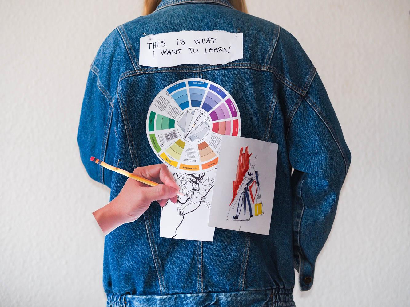 Marie Myrhoj Jensen arbetsprov visuell kommunikation