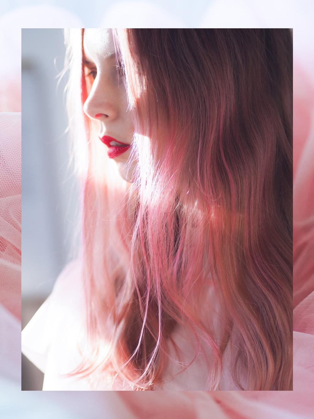 candyfloss hårfarve