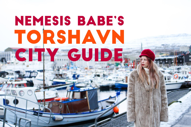 nemesis babe torshavn city guide